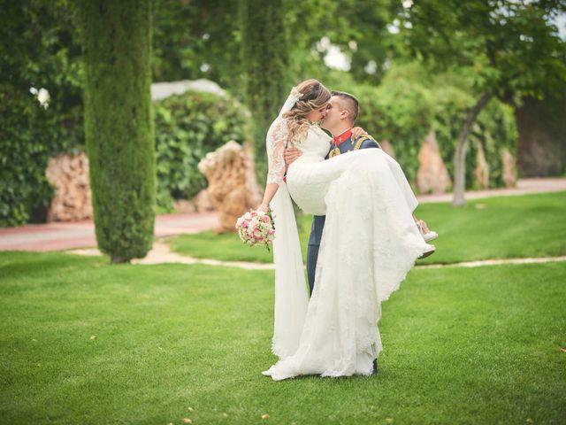 La boda de Toni y Patricia en Guadalajara, Guadalajara 72