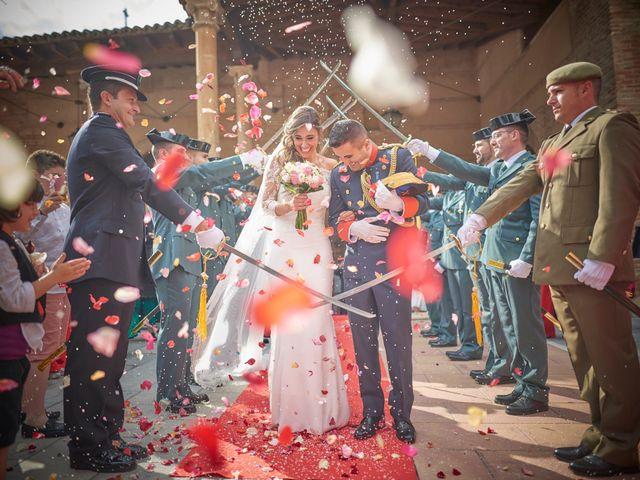 La boda de Toni y Patricia en Guadalajara, Guadalajara 89