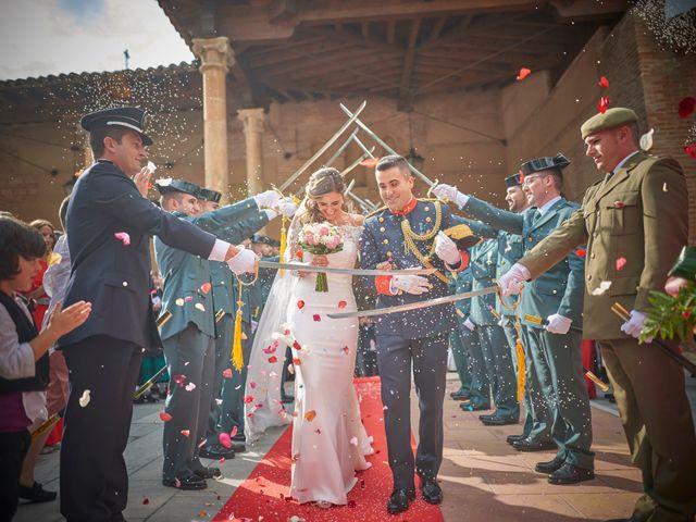 La boda de Toni y Patricia en Guadalajara, Guadalajara 90