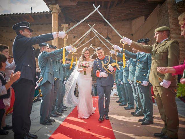 La boda de Toni y Patricia en Guadalajara, Guadalajara 91