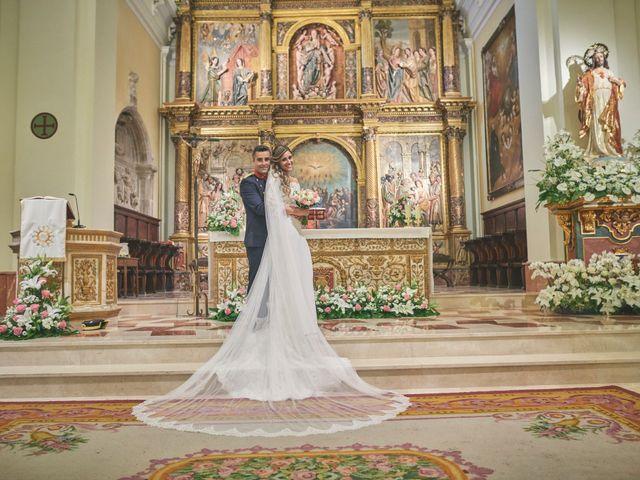 La boda de Toni y Patricia en Guadalajara, Guadalajara 93