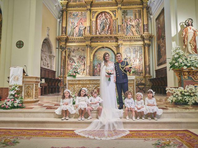 La boda de Toni y Patricia en Guadalajara, Guadalajara 97