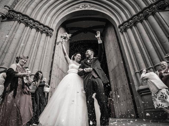La boda de Tatiana y Adonai