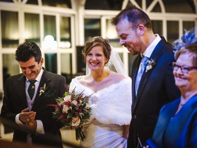 La boda de Tomas y Eva en Guadalajara, Guadalajara 22
