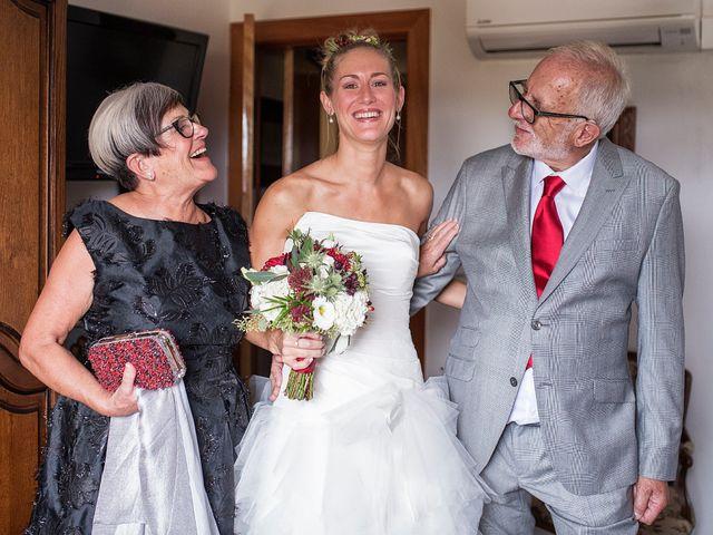 La boda de Gerard y Eva en Sant Pere Pescador, Girona 12