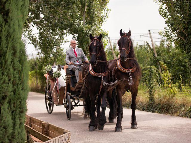 La boda de Gerard y Eva en Sant Pere Pescador, Girona 24