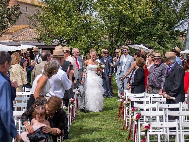 La boda de Gerard y Eva en Sant Pere Pescador, Girona 31