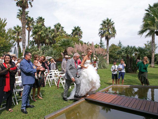 La boda de Gerard y Eva en Sant Pere Pescador, Girona 34