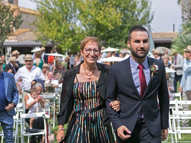 La boda de Gerard y Eva en Sant Pere Pescador, Girona 36
