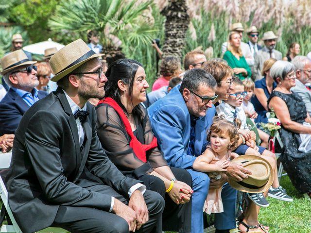 La boda de Gerard y Eva en Sant Pere Pescador, Girona 40