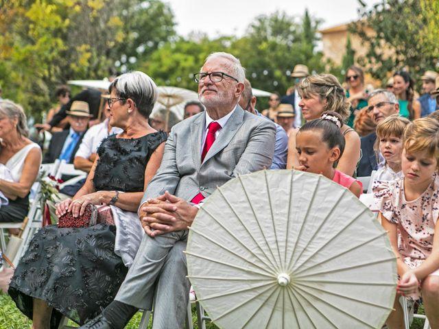La boda de Gerard y Eva en Sant Pere Pescador, Girona 42