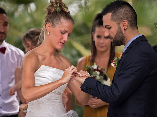 La boda de Gerard y Eva en Sant Pere Pescador, Girona 45