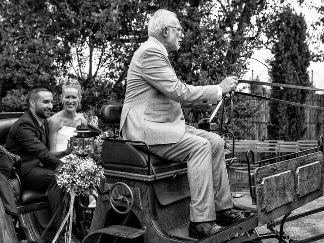 La boda de Gerard y Eva en Sant Pere Pescador, Girona 55