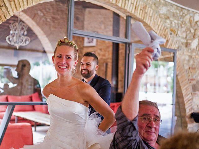 La boda de Gerard y Eva en Sant Pere Pescador, Girona 79