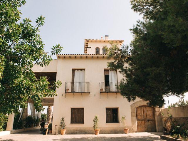 La boda de Fran y María en Mutxamel, Alicante 2
