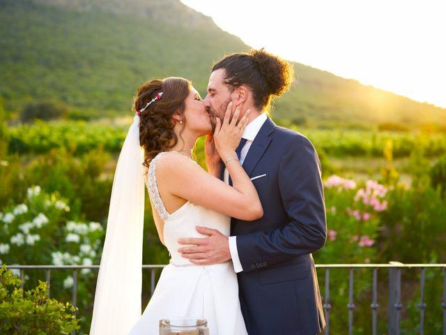 La boda de María Rosa y Natán