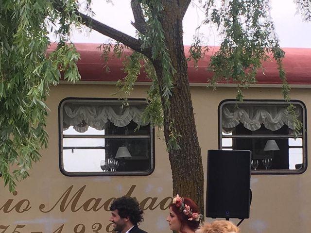 La boda de Rebeca y David y Rebeca y David en Segovia, Segovia 3