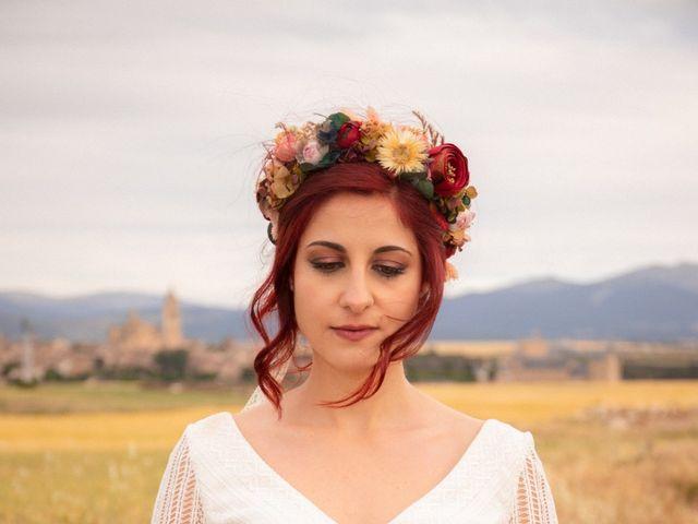 La boda de Rebeca y David y Rebeca y David en Segovia, Segovia 4