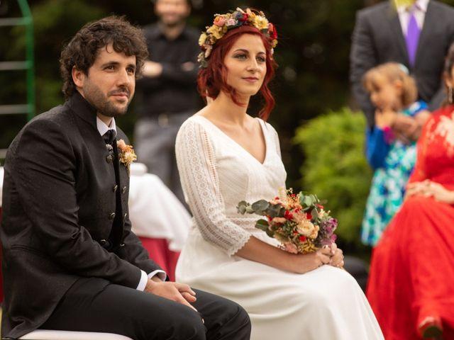 La boda de Rebeca y David y Rebeca y David en Segovia, Segovia 1