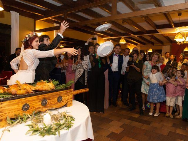 La boda de Rebeca y David y Rebeca y David en Segovia, Segovia 2