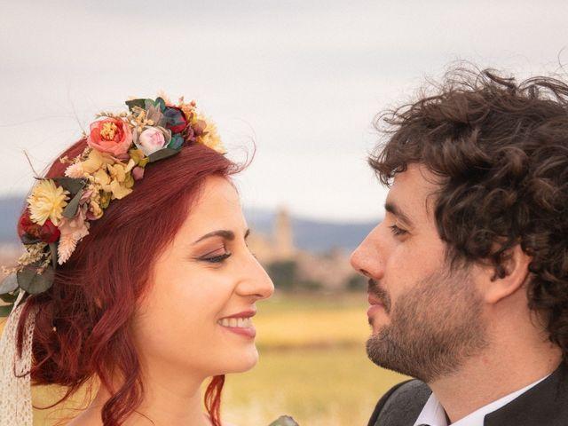 La boda de Rebeca y David y Rebeca y David en Segovia, Segovia 6