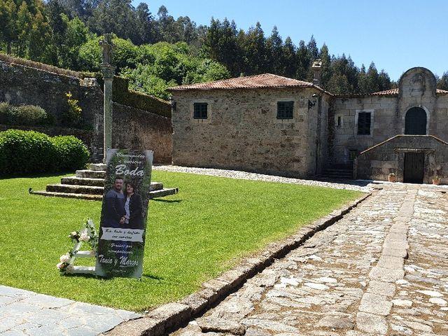 La boda de Marcos y Tania en Casal (Carral), A Coruña 1