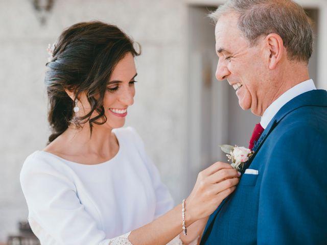 La boda de Alberto y Paula en Madrid, Madrid 18