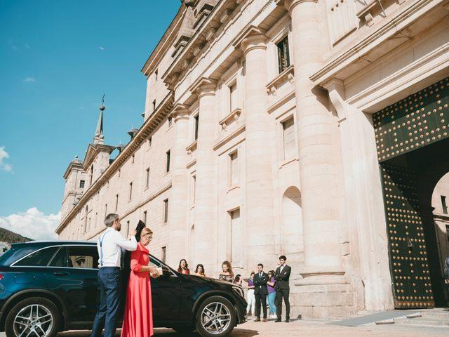 La boda de Alberto y Paula en Madrid, Madrid 20