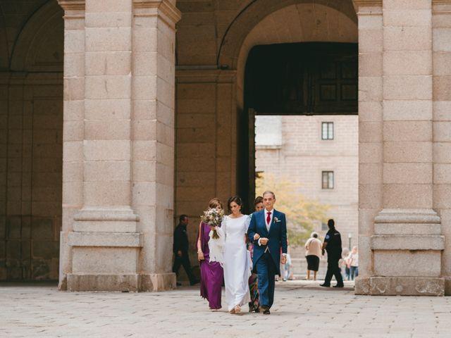 La boda de Alberto y Paula en Madrid, Madrid 24