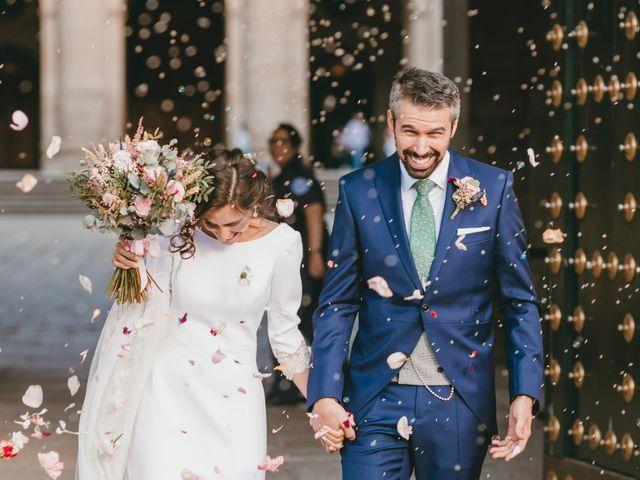La boda de Alberto y Paula en Madrid, Madrid 27