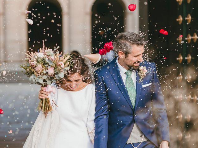 La boda de Alberto y Paula en Madrid, Madrid 28