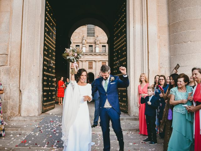 La boda de Alberto y Paula en Madrid, Madrid 29