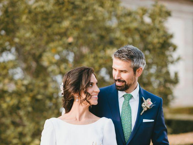 La boda de Alberto y Paula en Madrid, Madrid 2