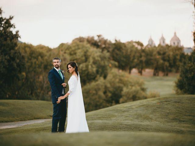 La boda de Alberto y Paula en Madrid, Madrid 39