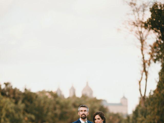 La boda de Alberto y Paula en Madrid, Madrid 40