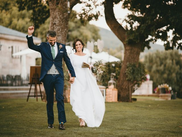 La boda de Alberto y Paula en Madrid, Madrid 45