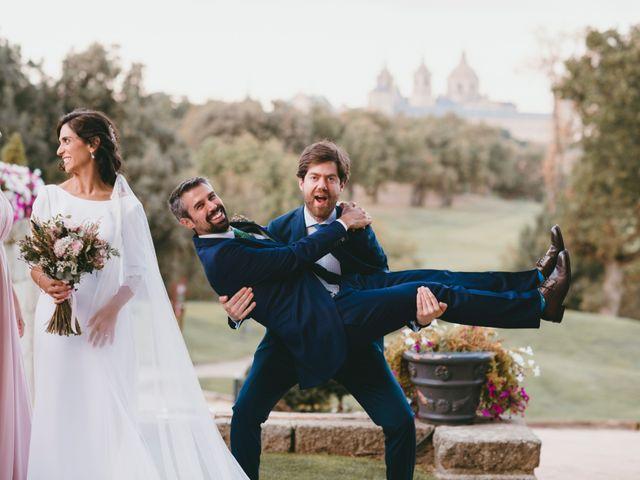 La boda de Alberto y Paula en Madrid, Madrid 50