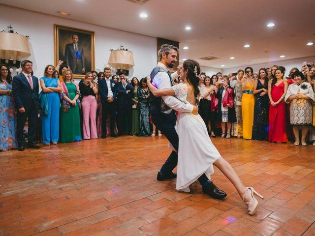 La boda de Alberto y Paula en Madrid, Madrid 54