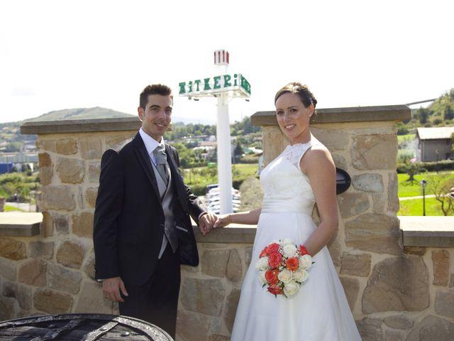 La boda de Sheila y Ibón