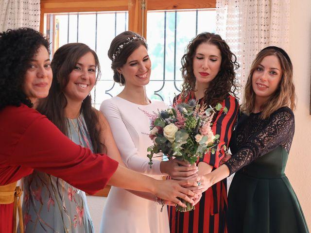 La boda de Luis y Adriana en Benicàssim/benicasim, Castellón 22