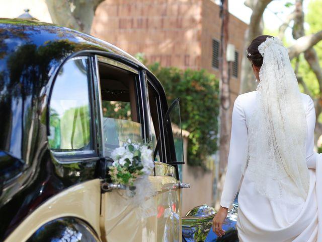 La boda de Luis y Adriana en Benicàssim/benicasim, Castellón 28