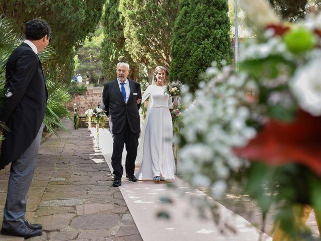La boda de Luis y Adriana en Benicàssim/benicasim, Castellón 31