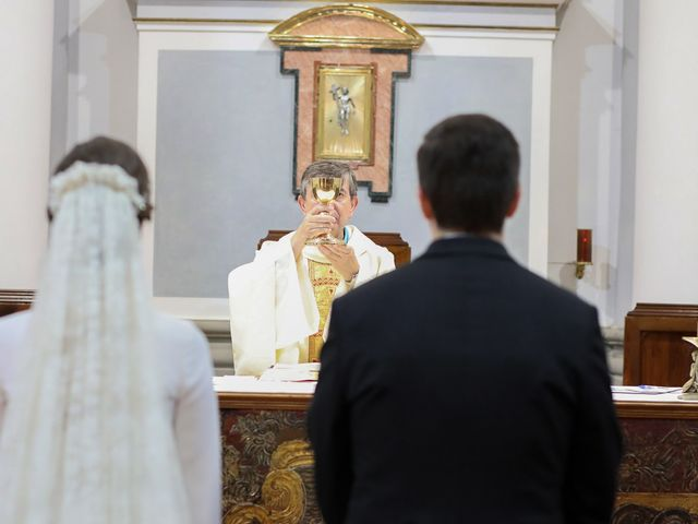 La boda de Luis y Adriana en Benicàssim/benicasim, Castellón 40