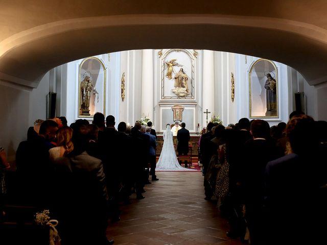 La boda de Luis y Adriana en Benicàssim/benicasim, Castellón 43