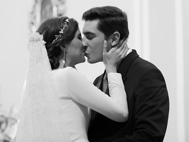 La boda de Luis y Adriana en Benicàssim/benicasim, Castellón 48