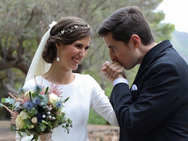 La boda de Luis y Adriana en Benicàssim/benicasim, Castellón 62