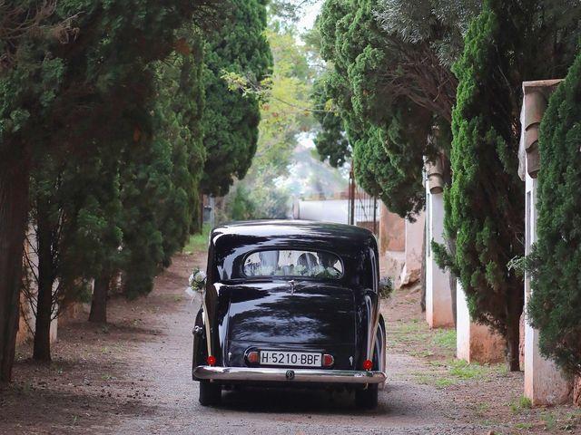 La boda de Luis y Adriana en Benicàssim/benicasim, Castellón 73