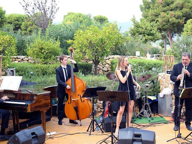 La boda de Luis y Adriana en Benicàssim/benicasim, Castellón 82