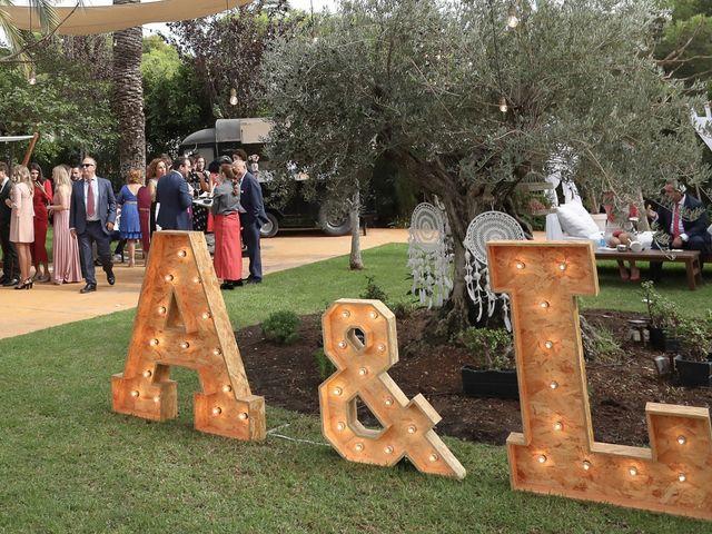 La boda de Luis y Adriana en Benicàssim/benicasim, Castellón 86