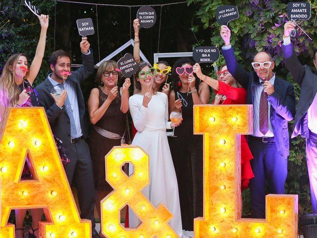 La boda de Luis y Adriana en Benicàssim/benicasim, Castellón 114